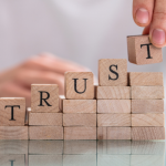Build trust with marketing customers