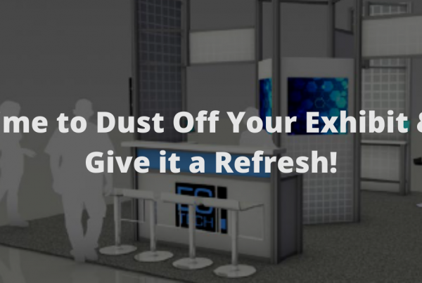 Refresh Your Trade Show isplay